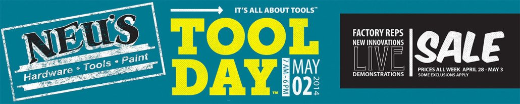 neus tool day may 2 2014